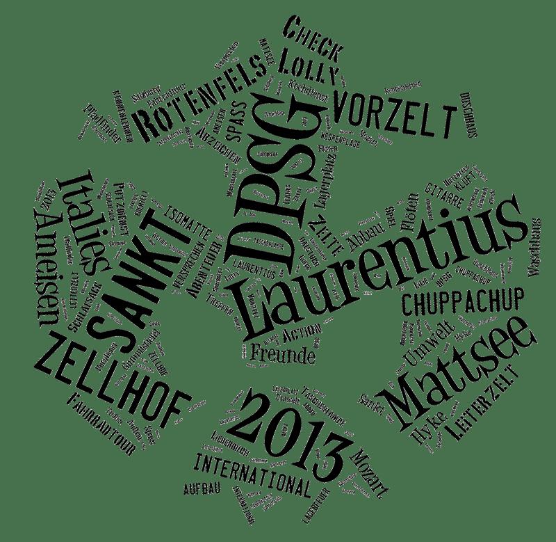 Sommerlager 2013 – Zellhof in Österreich